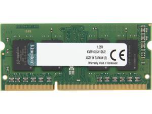 Kingston 2GB 204-Pin DDR3 SO-DIMM DDR3L 1600(PC3L 12800) Laptop Memory Model KVR16LS11S6/2