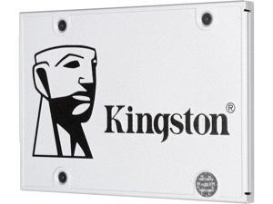 "Kingston SSDNow UV400 2.5"" 960GB Interface SATA Rev. 3.0 (6Gb/s) With backwards compatibility to SATA Rev. 2.0 (3Gb/s). TLC Internal Solid State Drive (SSD) SUV400S37/960G"