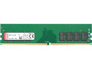 Kingston ValueRAM 8GB (1 x 8GB) DDR4 2400 RAM (Desktop Memory) DIMM (288-Pin) KVR24N17S8/8