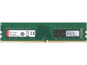 Kingston ValueRAM 16GB (1 x 16GB) DDR4 2666MHz DRAM (Desktop Memory) CL19 1.2V DIMM (288-pin) KVR26N19D8/16