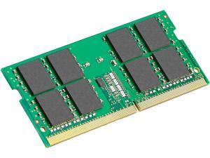 Kingston 4GB 260-Pin DDR4 SO-DIMM DDR4 2400 (PC4 19200) Laptop Memory Model KVR24S17S6/4