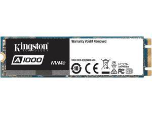 Kingston A1000 M.2 2280 240GB PCI-Express 3.0 x2 3D TLC Internal Solid State Drive (SSD) SA1000M8/240G