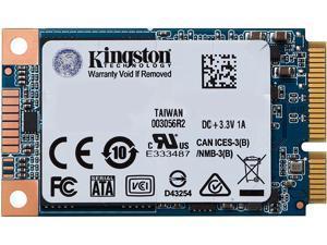 Kingston UV500 mSATA 480GB SATA III 3D TLC SUV500MS/480G