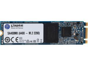Kingston A400 M.2 2280 120GB SATA III 3D NAND Internal Solid State Drive (SSD) SA400M8/120G