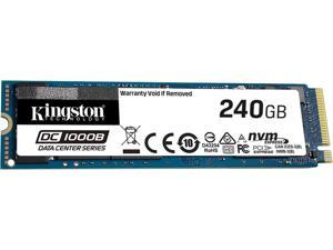 Kingston DC1000B SEDC1000BM8/240G M.2 2280 240GB PCIe NVMe Gen3 x4 3D TLC Enterprise Solid State Drive