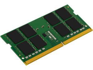 Kingston 32GB 260-Pin DDR4 SO-DIMM DDR4 2666 (PC4 21300) Laptop Memory Model KVR26S19D8/32
