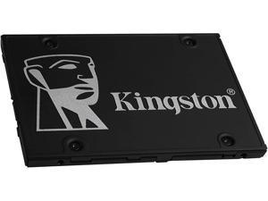 """Kingston KC600 2.5"""" 1TB SATA III 3D TLC Internal Solid State Drive (SSD) SKC600B/1024G"""