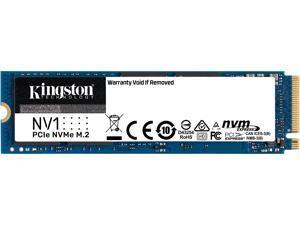 Kingston NV1 2TB M.2 2280 NVMe PCIe Internal SSD Up to 2100 MB/s SNVS/2000G