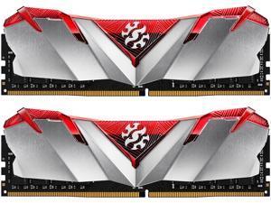 XPG GAMMIX D30 16GB (2 x 8GB) 288-Pin DDR4 SDRAM DDR4 3000 (PC4 24000) Intel XMP 2.0 Desktop Memory Model AX4U300038G16A-DR30