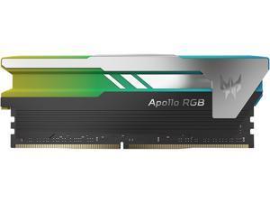 Predator Apollo 16GB (2 x 8GB) 288-Pin DDR4 SDRAM DDR4 3200 (PC4 25600) Desktop Memory Model BL.9BWWR.226