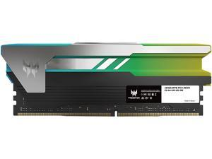 Predator Apollo 32GB (2 x 16GB) 288-Pin DDR4 SDRAM DDR4 3600 (PC4 28800) Desktop Memory Model BL.9BWWR.280