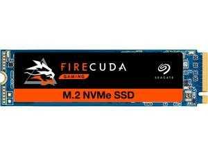 Seagate Firecuda 510 1TB Performance Internal Solid State Drive SSD PCIe Gen3 X4 NVMe 1.3 for Gaming PC Gaming Laptop Desktop - 3-year Rescue Service (ZP1000GM30011)