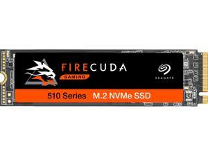 Seagate Firecuda 510 2TB Performance Internal Solid State Drive SSD PCIe Gen3 X4 NVMe 1.3 for Gaming PC Gaming Laptop Desktop - 3-year Rescue Service (ZP2000GM30021)
