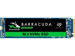 Seagate BarraCuda 510 M.2 2280 256GB PCIe G3 x4, NVMe 1.3 3D TLC Internal Solid State Drive (SSD) ZP256CM30041