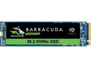 Seagate BarraCuda 510 M.2 2280 1TB PCIe G3 x4, NVMe 1.3 3D TLC Internal Solid State Drive (SSD) ZP1000CM3A001