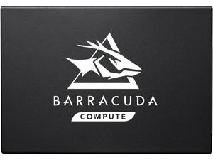 Seagate BarraCuda Q1 SSD 960GB Internal Solid State Drive - 2.5 Inch SATA 6Gb/s for PC Laptop Upgrade 3D QLC NAND (ZA960CV1A001)