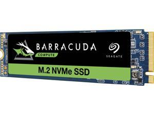 Seagate BarraCuda 510 M.2 2280 250GB PCIe G3 x4, NVMe 1.3 3D TLC Internal Solid State Drive (SSD) ZP250CM3A001