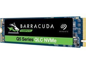 Seagate BarraCuda Q5 M.2 2280-S2 2TB PCIe Gen3 x4 NVMe 1.3 3D QLC ZP2000CV3A001