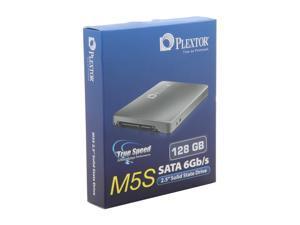"""Plextor M5S Series 2.5"""" 128GB SATA III Internal Solid State Drive (SSD) PX-128M5S"""