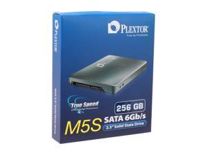 """Plextor M5S Series 2.5"""" 256GB SATA III Internal Solid State Drive (SSD) PX-256M5S"""