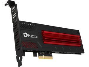Plextor M6e Black Edition Half-Height, Half-Length (HH-HL) 512GB PCI-Express 2.0 x2 Internal Solid State Drive (SSD) PX-512M6eA-BK