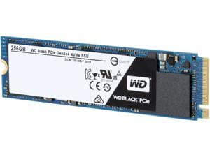 WD Black 256GB Performance SSD - M.2 2280 PCIe NVMe Solid State Drive - WDS256G1X0C