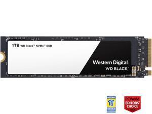 WD Black NVMe M.2 2280 1TB PCI-Express 3.0 x4 3D NAND Internal Solid State Drive (SSD) WDS100T2X0C