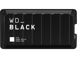 WD_Black 1TB P50 Game Drive Portable External SSD, Compatible with PS4, Xbox One, PC, Mac - WDBA3S0010BBK-WESN