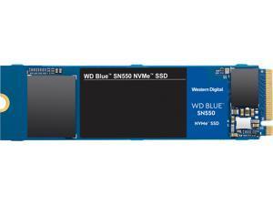 Western Digital WD Blue SN550 NVMe M.2 2280 500GB PCI-Express 3.0 x4 3D NAND Internal Solid State Drive (SSD) WDS500G2B0C