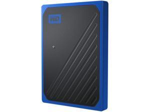 Western Digital My Passport Go 2TB USB 3.0 External Solid State Drive