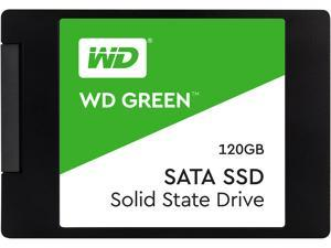 """WD Green WDS120G2G1A 120GB 2.5"""" Internal Solid State Drive - (Without Retail Pack)"""