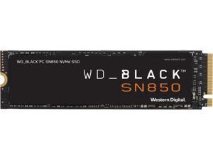 Western Digital WD BLACK SN850 NVMe M.2 2280 2TB PCI-Express 4.0 x4 3D NAND Internal Solid State Drive (SSD) WDS200T1X0E