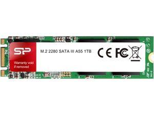 Silicon Power Ace A55 M.2 2280 1TB SATA III 3D NAND Internal Solid State Drive (SSD) SP001TBSS3A55M28