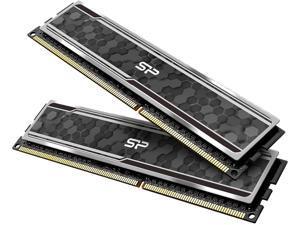 Silicon Power 32GB (2 x 16GB) 288-Pin DDR4 SDRAM DDR4 3200 (PC4 25600) Desktop Memory Model SP032GXLZU320BDAJ7