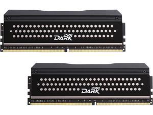 Team Dark Pro 16GB (2 x 8GB) 288-Pin DDR4 SDRAM DDR4 3200 (PC4 25600) Desktop Memory Model TDPGD416G3200HC14ADC01