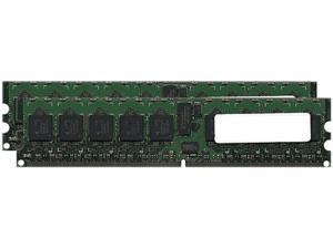 2 X 2GB HP 343057-B21 HP 4GB PC2-3200 DDR SDRAM,