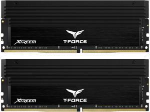Team T-Force XTREEM 16GB (2 x 8GB) 288-Pin DDR4 SDRAM DDR4 4300 (PC4 34400) Intel XMP 2.0 Desktop Memory Model TXKD416G4300HC18EDC01