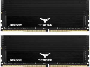 Team T-Force XTREEM 16GB (2 x 8GB) 288-Pin DDR4 SDRAM DDR4 3866 (PC4 30900) Desktop Memory Model TXKD416G3866HC18EDC01