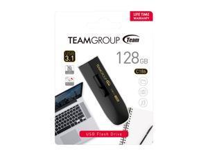 Team Group 128GB C186 USB 3.1 Flash Drive (TC1863128GB01)