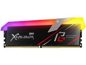 Team XCALIBUR Phantom Gaming RGB 16GB (2 x 8GB) 288-Pin DDR4 SDRAM DDR4 4000 (PC4 32000) Desktop Memory Model TF8D416G4000HC18EDC01