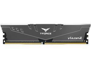 Team T-FORCE VULCAN Z 16GB 288-Pin DDR4 SDRAM DDR4 3200 (PC4 25600) Intel XMP 2.0 Desktop Memory Model TLZGD416G3200HC16C01