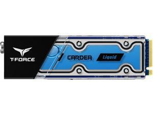 Team Group T-Force Cardea Liquid M.2 2280 512GB PCIe 3.0 x4 with NVMe 1.3 Internal Solid State Drive (SSD) TM8FP5512G0C119