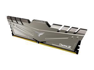 Team T-FORCE DARK Z 32GB (2 x 16GB) 288-Pin DDR4 SDRAM DDR4 3600 (PC4 28800) Intel XMP 2.0 Desktop Memory Model TDZGD432G3600HC18JDC01
