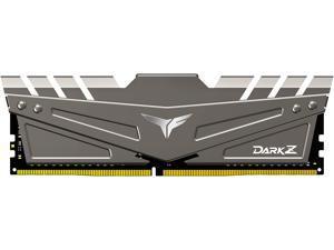 Team T-FORCE DARK Z 8GB 288-Pin DDR4 SDRAM DDR4 2666 (PC4 21300) Desktop Memory Model TDZGD48G2666HC15B01