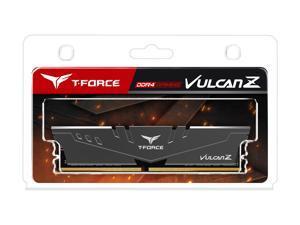 Team T-FORCE VULCAN Z 32GB 288-Pin DDR4 SDRAM DDR4 3200 (PC4 25600) Intel XMP 2.0 Desktop Memory Model TLZGD432G3200HC16C01
