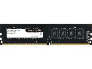 Team Elite 8GB 288-Pin DDR4 SDRAM DDR4 3200 (PC4 25600) Desktop Memory Model TED48G3200C2201