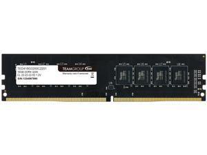 Team Elite 16GB 288-Pin DDR4 SDRAM DDR4 3200 (PC4 25600) Desktop Memory Model TED416G3200C2201