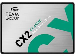 "Team Group CX2 2.5"" 1TB SATA III 3D NAND Internal Solid State Drive (SSD) T253X6001T0C101"
