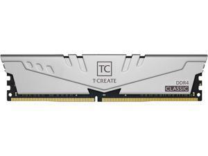 Team T-Create Classic 10 LAYERS 64GB (2 x 32GB) 288-Pin DDR4 SDRAM DDR4 3200 (PC4 25600) Desktop Memory Model TTCCD464G3200HC22DC01