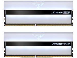 Team T-Force XTREEM ARGB 32GB (2 x 16GB) 288-Pin DDR4 SDRAM DDR4 4000 (PC4 32000) Desktop Memory Model TF13D432G4000HC18LDC01